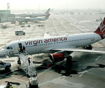 JetBlue y Alaska Air se interesan por Virgin America, según el WSJ