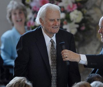 Muere a los 99 anos billy graham ...