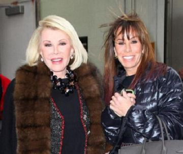 Las cenizas de Joan Rivers descansan en Wyoming